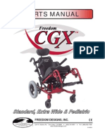 Freedom CGX