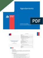 Presentación Proceso de Agendamiento