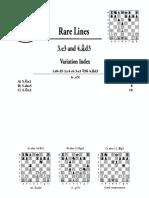 rare lines - avrukh