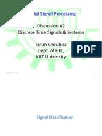 2_Discrete_time_signal