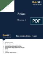 Tecnicas de interpretacion de planos generales - Modulo 3 - Roscas