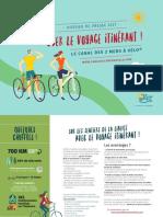 Dossier de Presse 2021 - Canal des 2 Mers à vélo