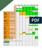 planting calendar FCF