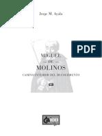 71. MIGUEL DE MOLINOS