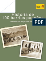 historia de los barrios paceños