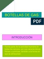 Botellas de gas
