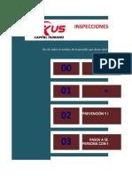 GUIA LISTA DE CHEQUEO DE PROTOCOLOS DE BIOSEGURIDAD