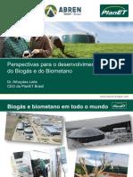 Athaydes Leite Planet - O futuro do saneamento no Paraná