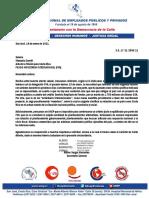 ANEP solicita una nueva reunión con el Fondo Monetario Internacional