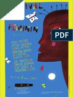 Festival Au Féminin 2011