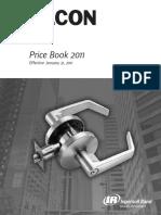 Falcon Price Book 2011