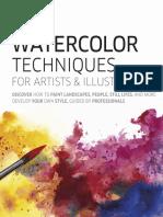 DK - Watercolor Techniques For Artists and Illustrators.pdf
