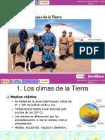 TEMA 5 - LOS PAISAJES DE LA TIERRA
