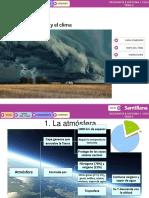 TEMA 4-  EL TIEMPO Y EL CLIMA