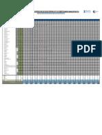 3.- Calendario de Adquisicion de Materiales. excep