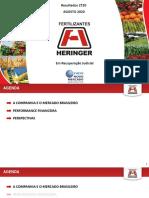 2020 Q2 - Heringer - 2020 2T