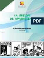 Tema 03 - LA SESION DE APRENDIZAJE