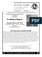 HRWF March 2010 Redwood Alert