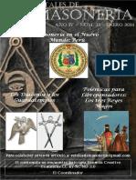 Retales Masoneria Numero 033 - Enero 2014