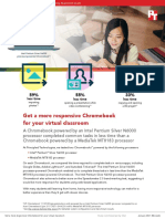 Get a more responsive Chromebook for your virtual classroom
