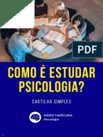 COMO E ESTUDAR PSICOLOGIA MARIO TAKEGUMA