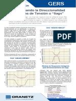 Guia de Aplicación DV7- Direccionalidad de Sags