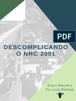 Descomplicando NRC 2001_5ª Versão