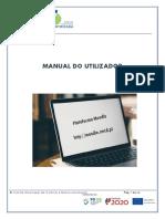 Manual do Utilizador Moodle - CMCD - FFinanciadas