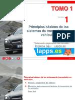 PRINCIPIOS BASISCOS DE LA TRANSMISION - TOMO1