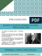 PPT AYUDANTÍA PSICOANÁLISIS