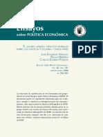 El salario mínimo. Aspectos generales sobre los casos de Colombia y otros países.pdf