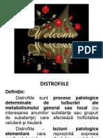 Distrofiile