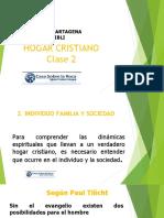 HOGAR CRISTIANO Clase2