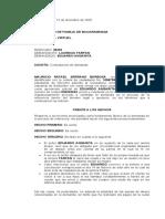 CONTESTACION_DE_DEMANDA DE_ALIMENTOS CASO HIPOTETICO MAURICIO SERRANO