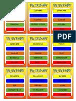tarjetas pictionary 2