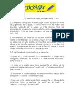 Instrucciones PICTIONARY