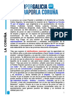 Nota Pp Carlos Negreira Acto Empleo - Jueves 17 Febrero