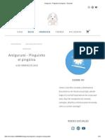 Amigurumi - Pinguinho el pingüino - Encantari.pdf