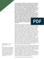 Feldman y Pentland Reconceptualizing Organizational Routines as Source of Flexibility an Change
