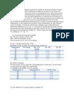 Ejercicio 19.1 Separation Process Principles