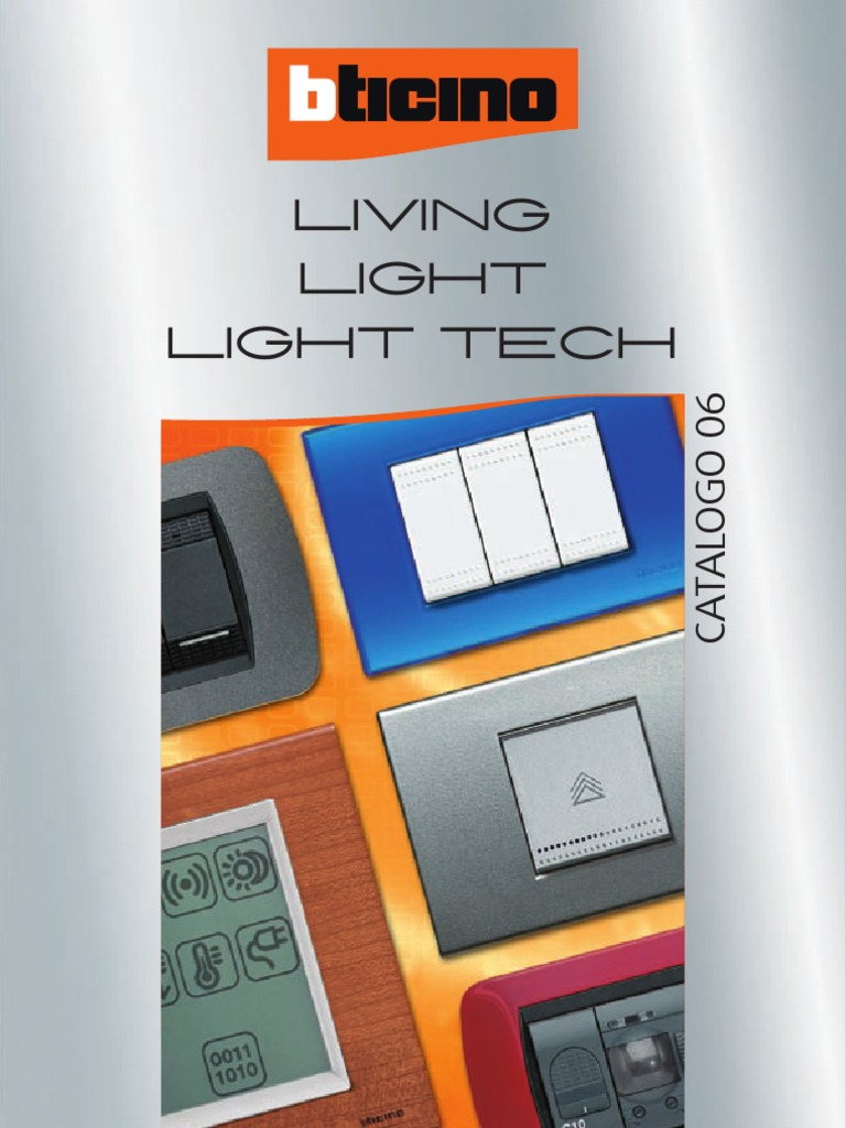 BTICINO L4488 Living international modulo ricerca persone