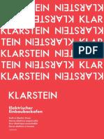Klarstein 10033187 Oven