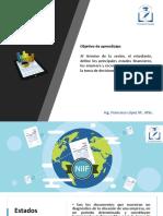 Estados Financieros - ESF