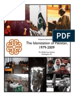 Islamization of Pakistan