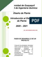 CLASE 2.- INTRODUCCION AL DISEÑO DE PLANTAS