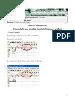 Pratica 01 - Excel - Introducao
