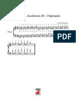 40. Academia 32 - Digitação
