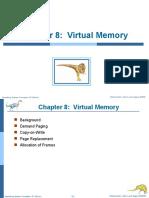 Chap 8 Virtual Memory