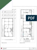Basement & Ground Floor Layout