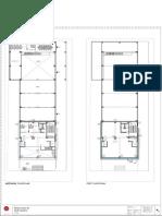 Mezzanine & First Floor Layout